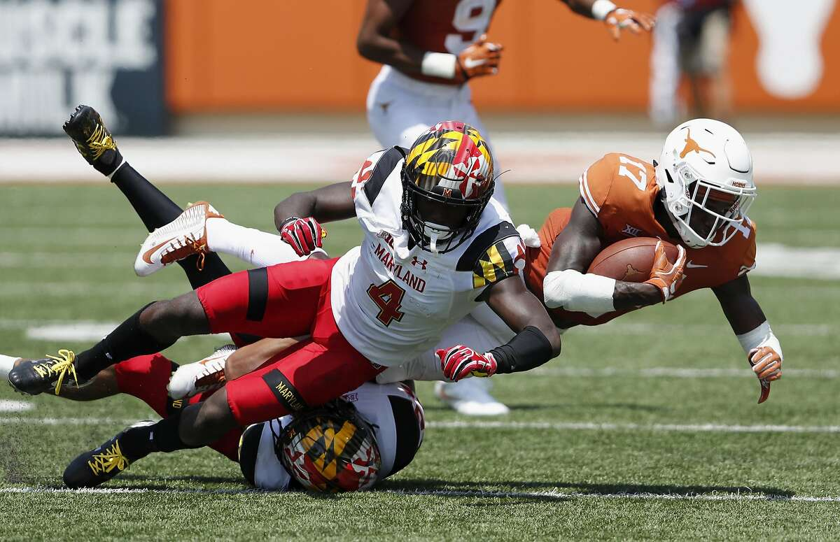 Third round, No. 84 overall: S Darnell Savage, Maryland  Maryland's Darnell Savage is must-grab if he's still available in the third round (If the Seahawks do their usual trading-down antics, they could very well snag a second-rounder to pick him up).  Savage is undersized at safety (listed at 5 feet 11, 198 pounds), but he's known for his big-time coverage quickness and instincts. He's a playmaker, too. He had seven interceptions across his last two seasons with the Terrapins.  He has great value because of his versatility in the defensive backfield. He began his college career as a corner and figures to have the potential to play at nickel, too. With Justin Coleman now with the Detroit Lions, there could be opportunity there. At the very least, he brings competition to the Seahawks' safety room.  Savage had four picks, two pass deflections and 52 tackles (including 5.5 for loss) as a senior for Maryland.