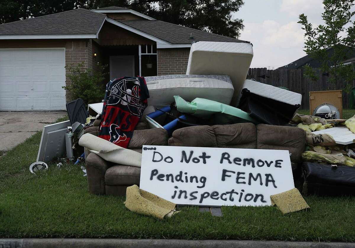 """Disaster relief """"586,862 individuals or households in metro Houston had registered for FEMA's Individual and Households Program (IHP) and $584.7 million in assistance was approved."""" Source:Greater Houston Partnership"""