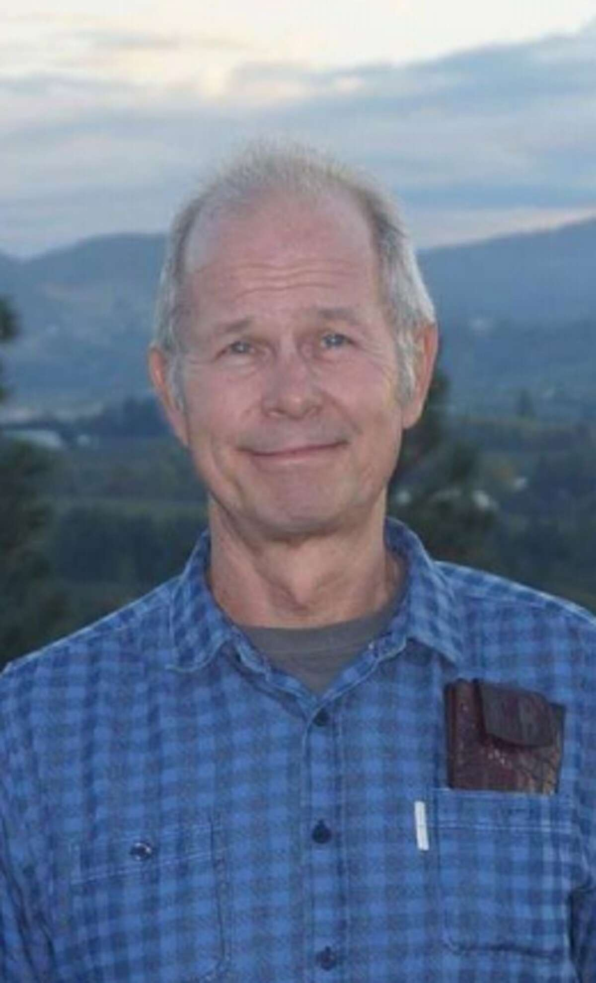 James Simmon, 63, went missing in the aftermath of the storm.