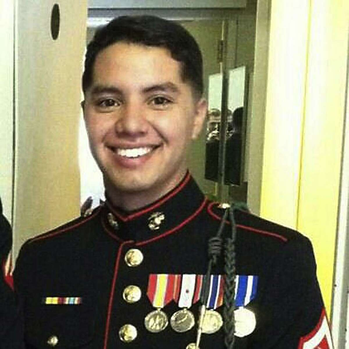 Marine vet Mike Gerardo credits the veterans court in Tarrant County with saving his life, which had spiraled out of control.