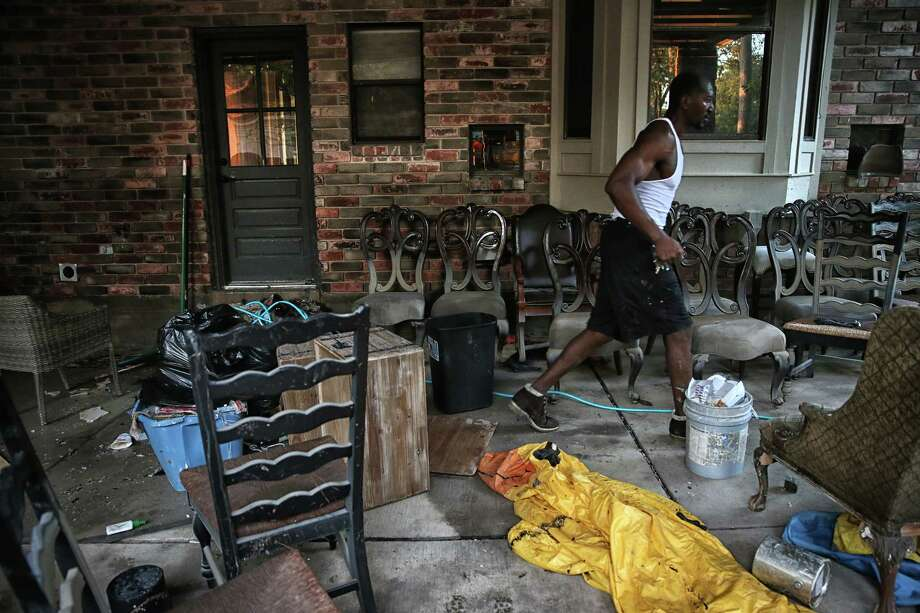 There is a chance that flood-damaged wood furniture can be salvaged if it given time to dry out properly. Photo: Robert Gauthier, MBR / Los Angeles Times