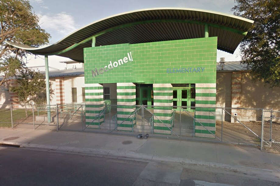 Macdonell Elementary School: D-