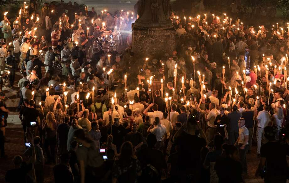 White supremacist events and propaganda accounted for 19 total incidents in Houston from 2017 to 2018, according to a map from the Anti-Defamation League.