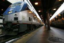 The Capitol Limited Amtrak train is one option for long-distance travel between Chicago and New York.