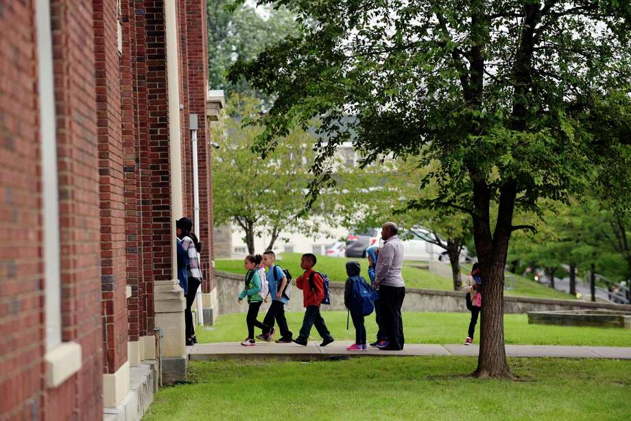 Click through the slideshow to see the best public middle schools in Albany, Rensselaer, Schenectady and Saratoga counties, according to Niche, a website that ranks schools and neighborhoods. Photo: PAUL BUCKOWSKI, Albany Times Union / 20041448A