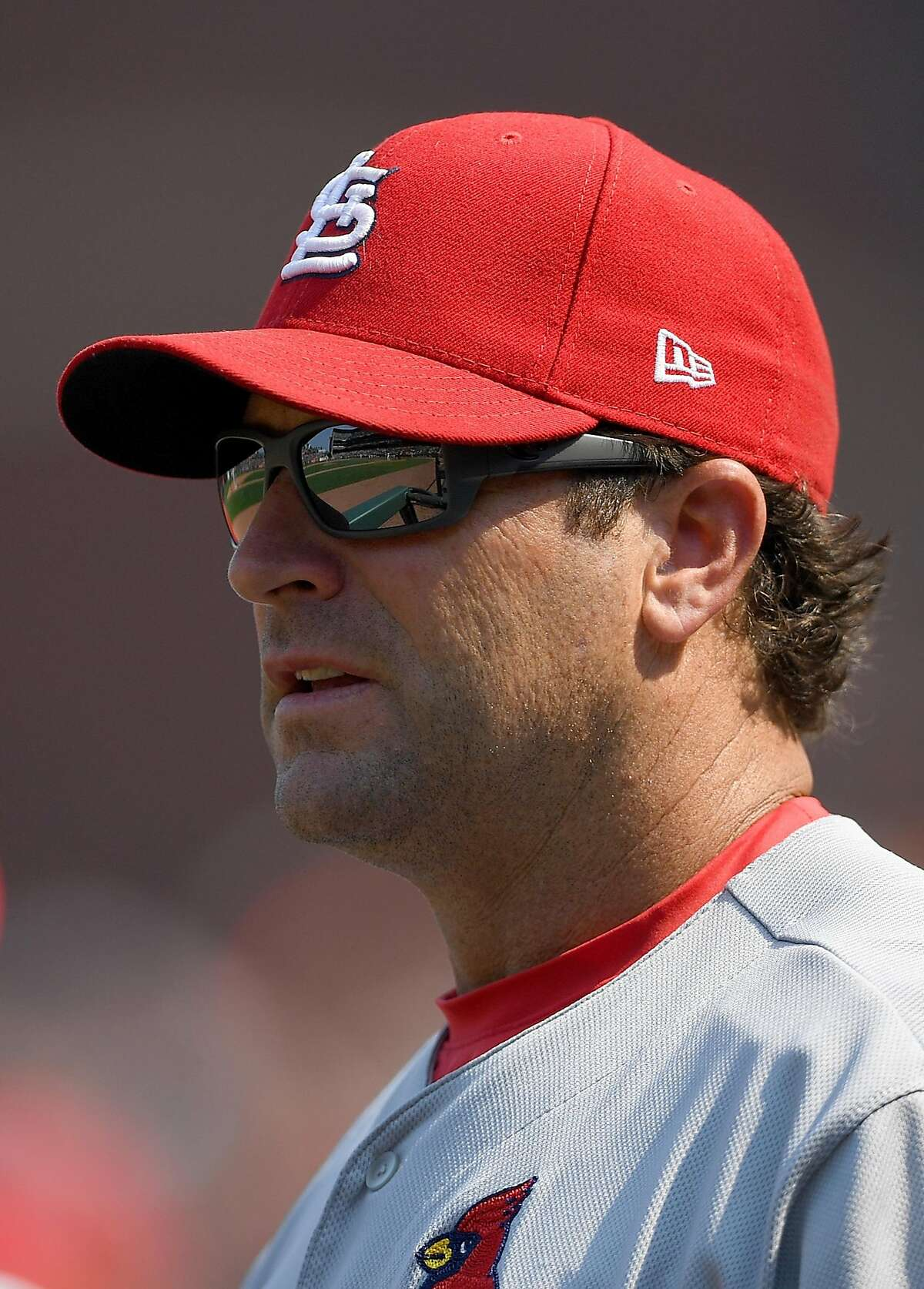 St. Louis Cardinals Manager Mike Matheny.