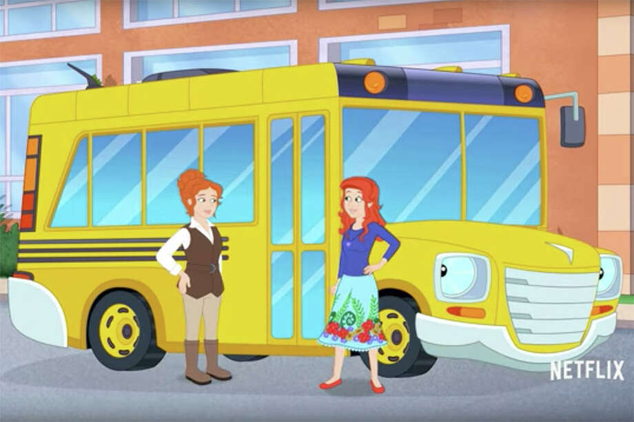 Watch Netflix's new trailer for 'The Magic School Bus Rides Again'
