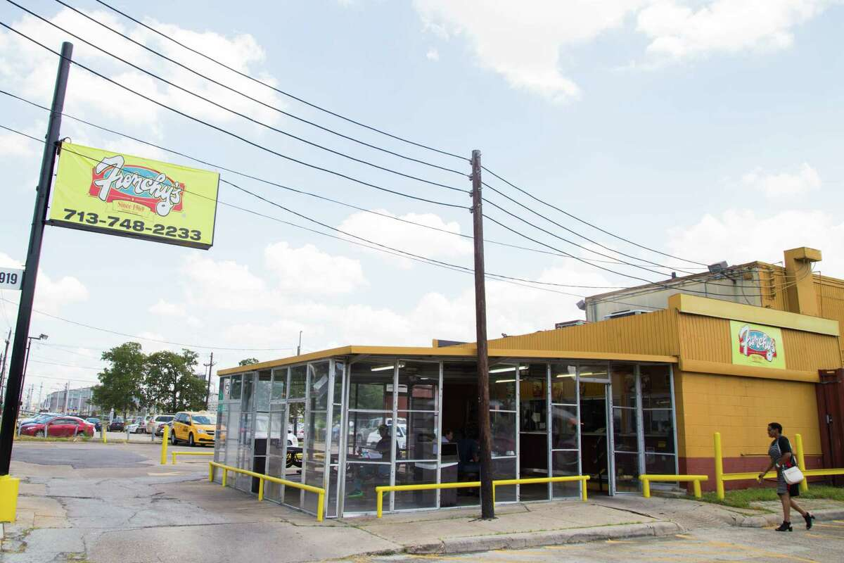 Frenchy's Creole Fried Chicken original location, 3919 Scott