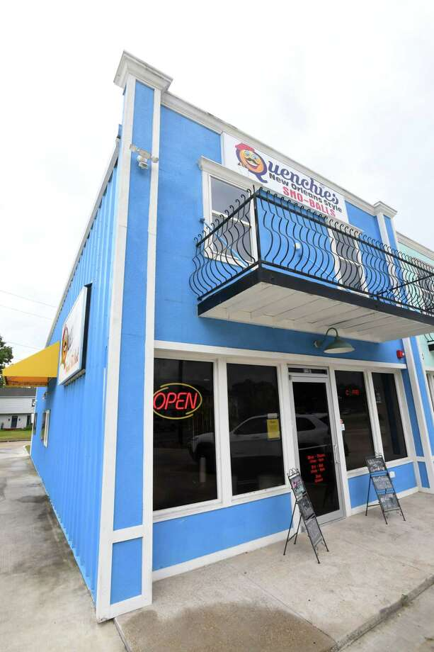 Quenchies New Orleans style snow cones in Beaumont. Photo taken Wednesday, August 23, 2017 Guiseppe Barranco/The Enterprise Photo: Guiseppe Barranco, Photo Editor / Guiseppe Barranco ©