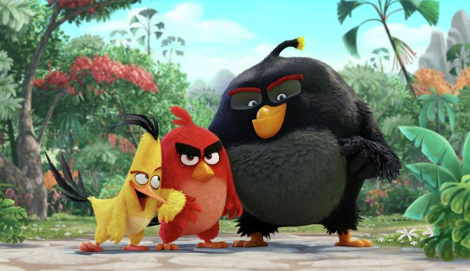 "Columbia Pictures and Rovio released ""The Angry BirdsMovie"" in 2016. The feature film grossed around $350 million worldwide; a sequel is planned for release in September 2019, according to Rovio. Photo: Columbia Pictures And Rovio / Internal"