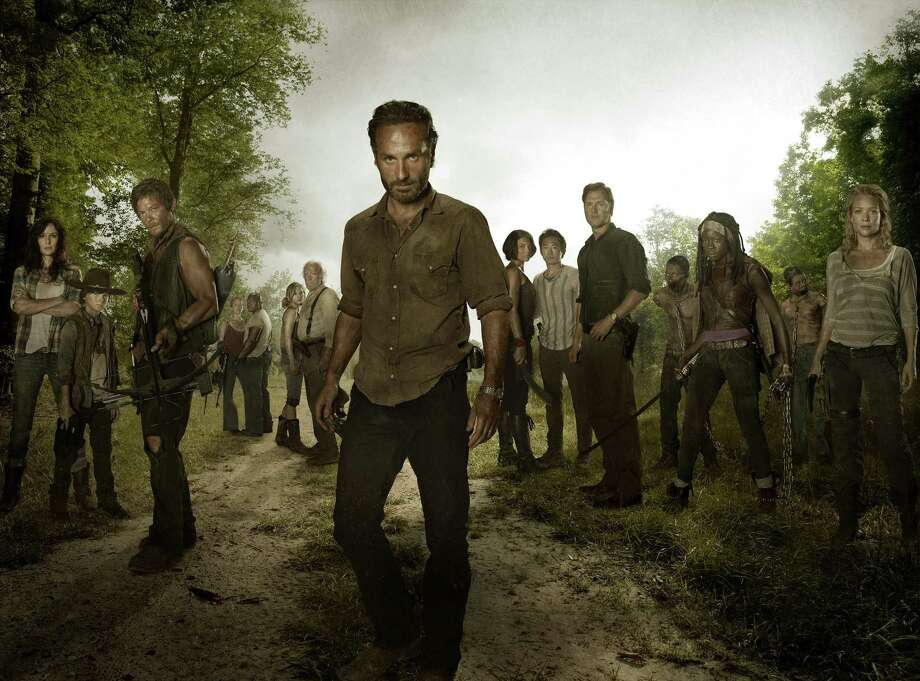 """Here are the top seven TV series people will betray their loved ones to watch:1. """"The Walking Dead""""According to a survey done for the streaming service Netflix, no TV shows are off limits to cheaters. But TV viewers tend to cheat with some shows more than others, including AMC's zombie-thon """"The Walking Dead."""" Photo: AMC"""