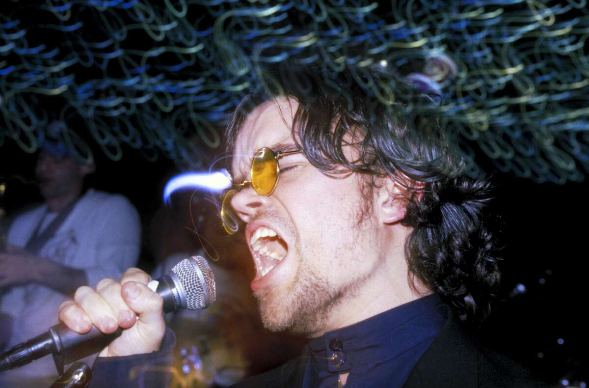 Whizzy during Whizzy in Concert at Under Acme - 1994 at Under Acme in New York City, New York, United States. (Photo by Steve Eichner/WireImage)