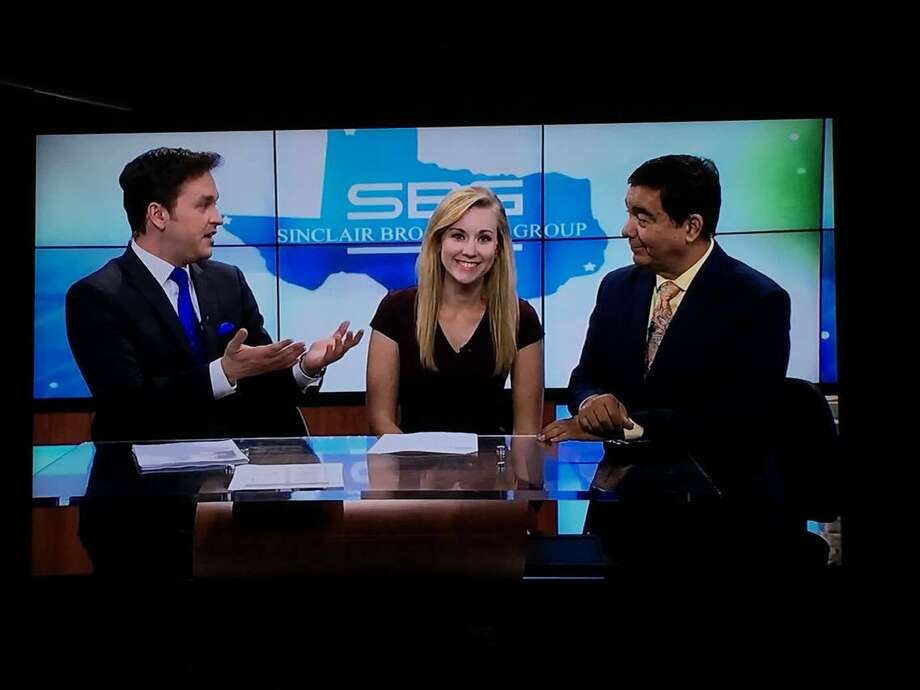 San Antonio TV gives weary Beaumont a Labor Day break - San