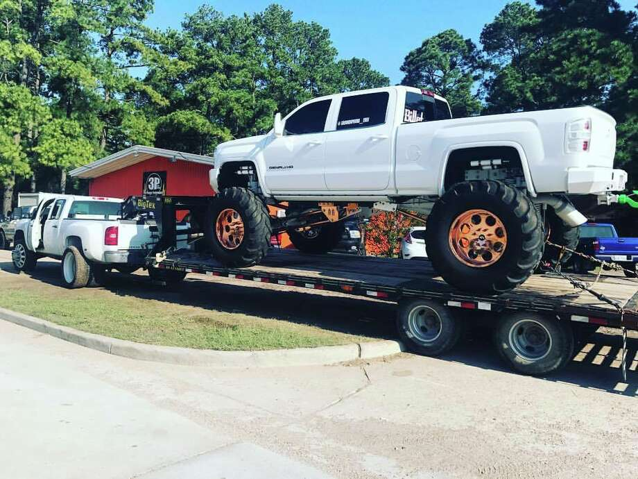 Volunteer rescuersDuring Harvey, vehicle customization shop 3P Offroad helped conduct and dispatch thousands of rescue operations.See photos of one of 3P Offroad's rescues. Photo: 3P Offroad