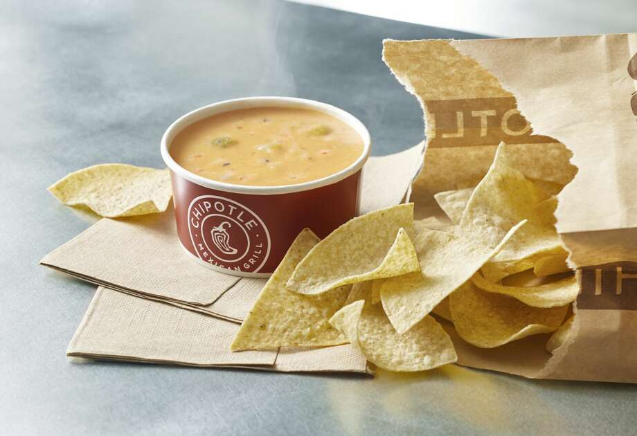 Chipotle adds queso to nationwide menu. Photo: Courtesy