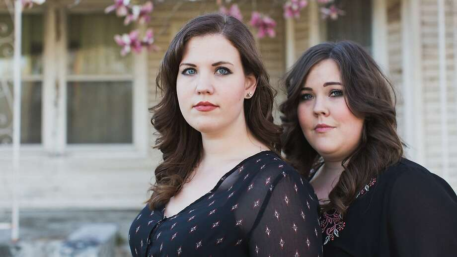 Secret Sisters, Lydia (left) and Laura Rogers, are making a comeback. Photo: Abraham Rowe