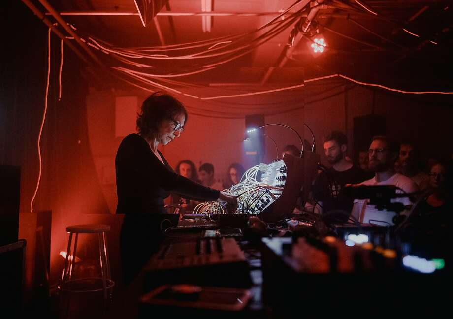 Pioneering musician Suzanne Ciani will perform on Sunday, Sept. 10. Photo: Karel Chladek