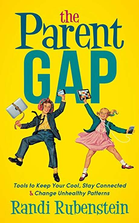 """The Parent Gap"" is Randi Rubenstein's new book."