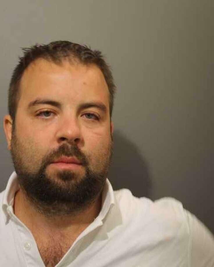 Ryan Walsh, 35, of Weston Photo: Mugshot / Wilton Police Department