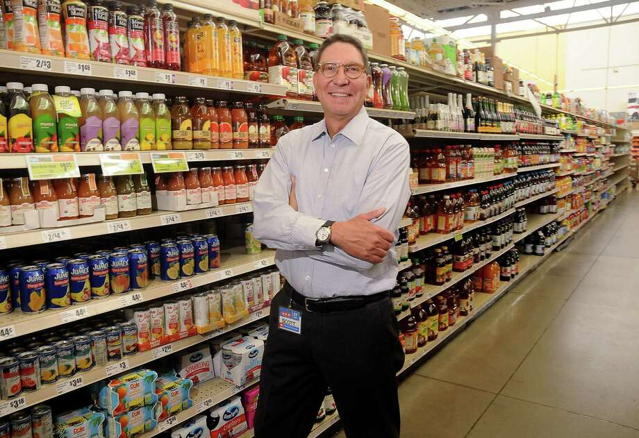 Scott McClelland, president of H-E-B Houston, at the company's store on W. Alabama in Houston. >>See the history of H-E-B. Photo: Dave Rossman, Freelance / Dave Rossman