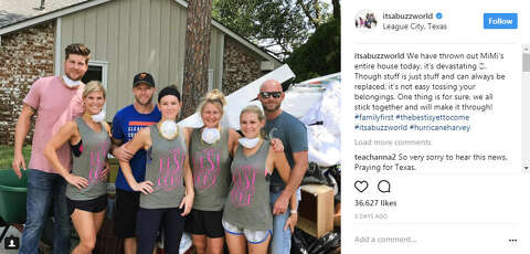 The Busbys from TLC's 'OutDaughtered' share their Harvey