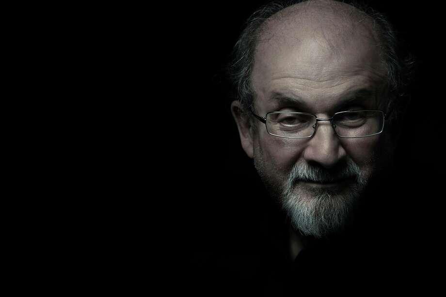 Salman Rushdie Photo: Randall Slavin