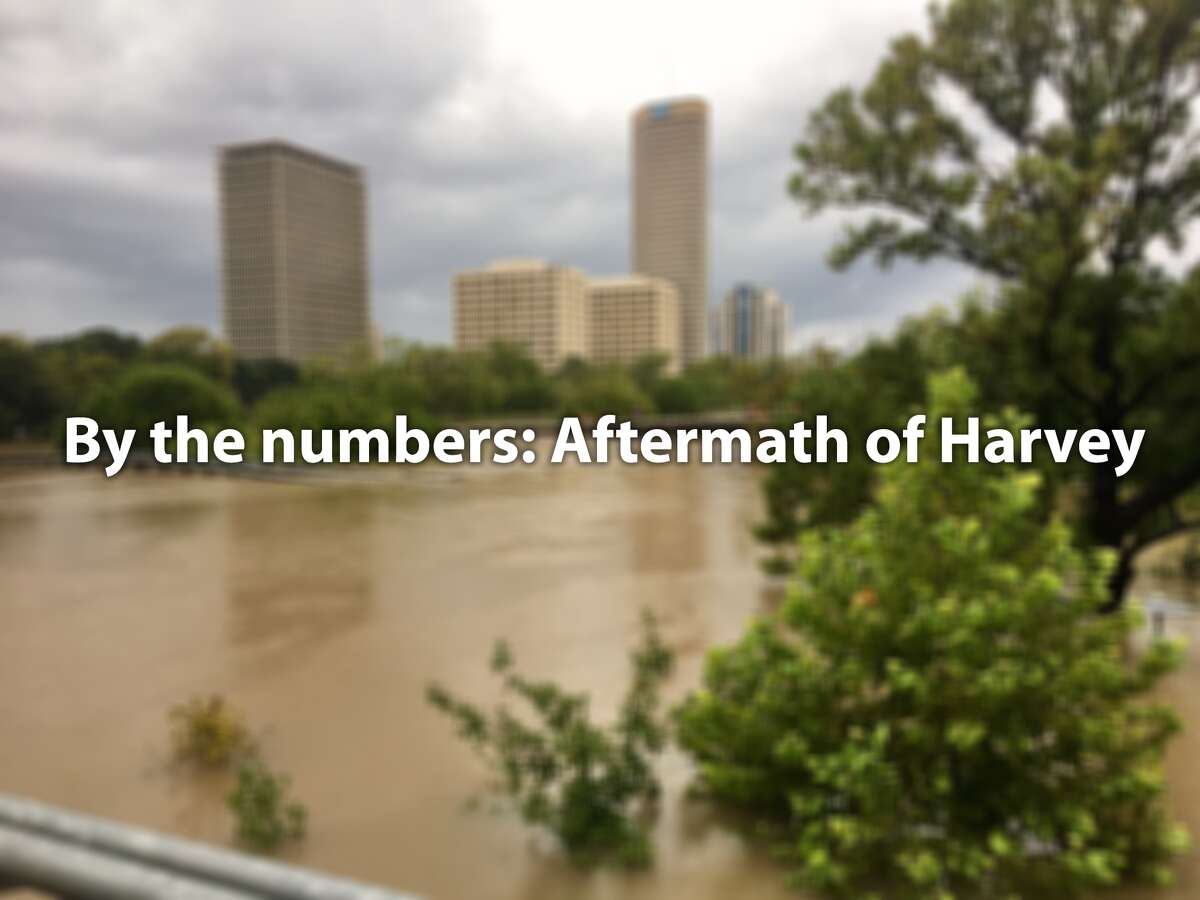 See how Harvey impacted Houston and Texas