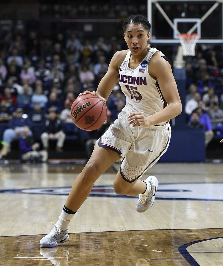 UConn's Gabby Williams will have her homecoming game Nov. 28 at Nevada. Photo: Jessica Hill / Associated Press / AP2017