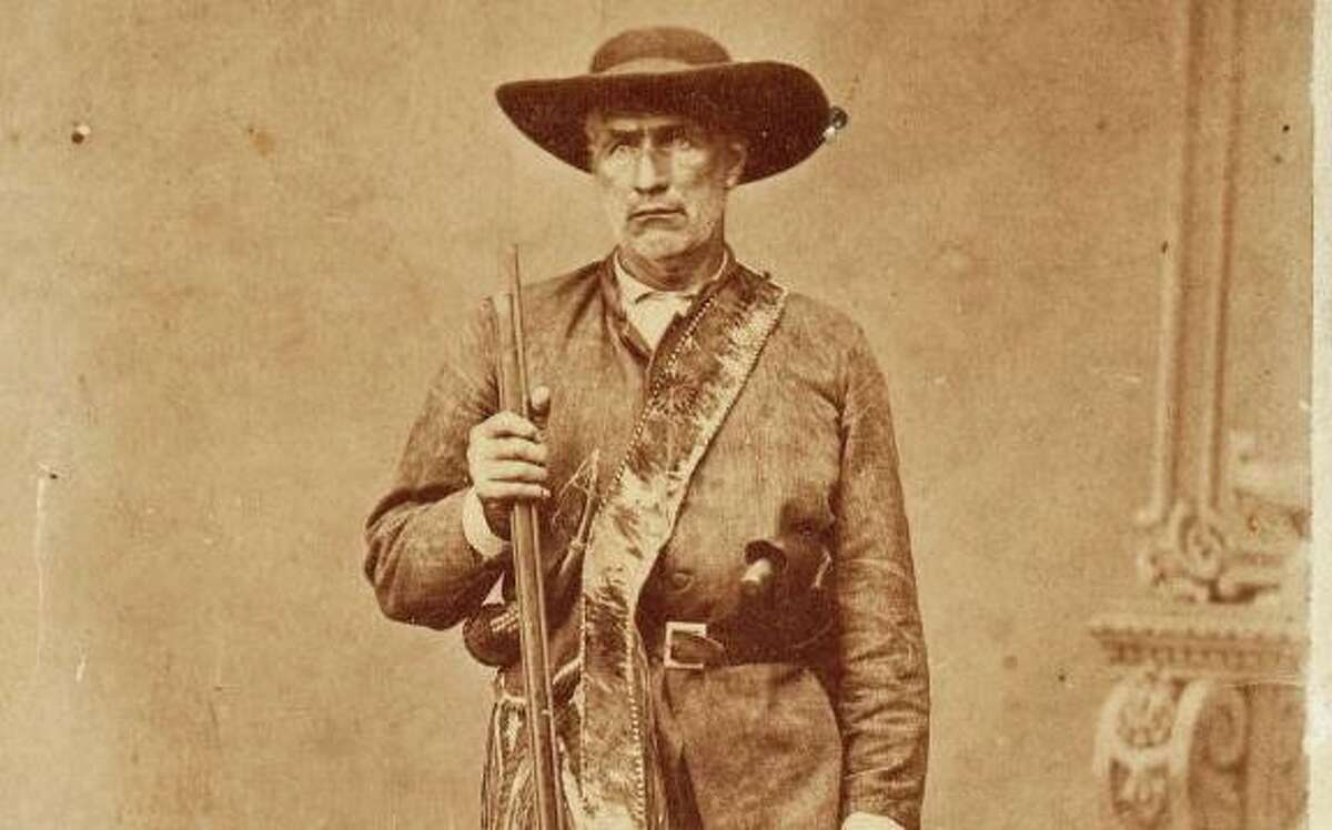"""Bigfoot Wallace is one of the legendary Texas Rangers whose stories are told in """"Cult of Glory."""""""