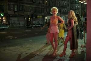 """Maggie Gyllenhaal on """"The Deuce."""" (Paul Schiraldi/HBO)"""