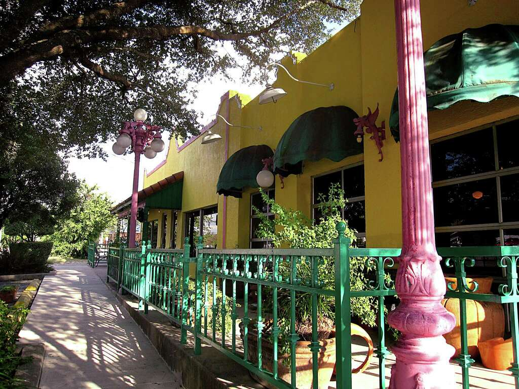 La Fiesta Patio Cafe On Pat Booker Road In Universal City Near San Antonio.  Photo