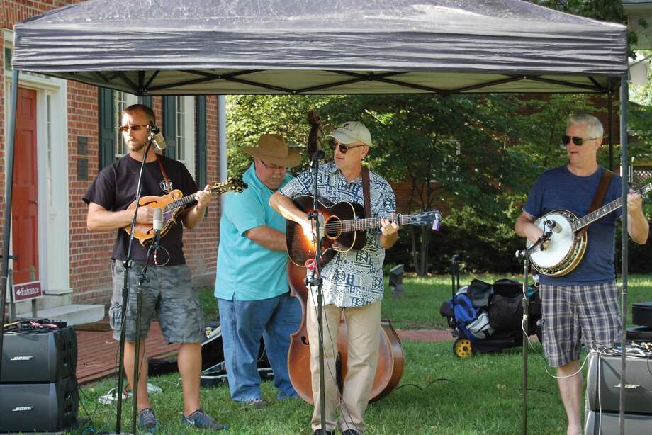 Keith Dudding and his Mountain River Valley Boys Bluegrass Band will return to play at Ben's Bash. Photo: For The Intelligencer
