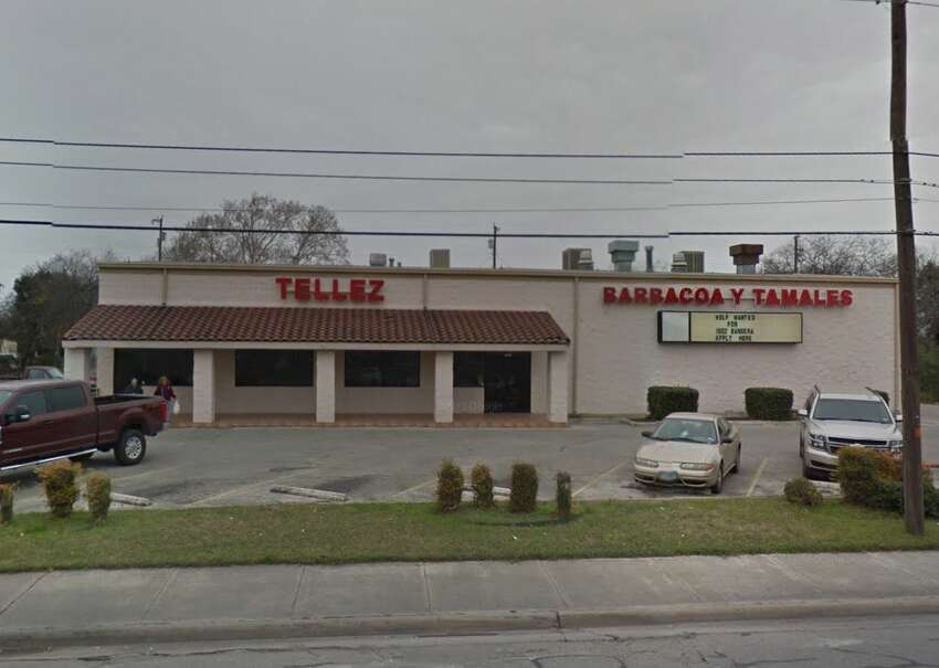 2. Tellez Tamales & Barbacoa 1737 S. General McMullen DriveYelp Reviewer: