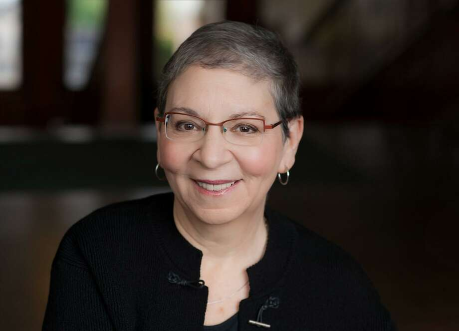 "NPR's Nancy Pearl will discuss her debut novel, ""George and Lizzie,"" at Wilton Library on Sept. 13. Photo: Contributed Photo"
