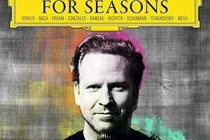 """Daniel Hope, """"For Seasons"""""""
