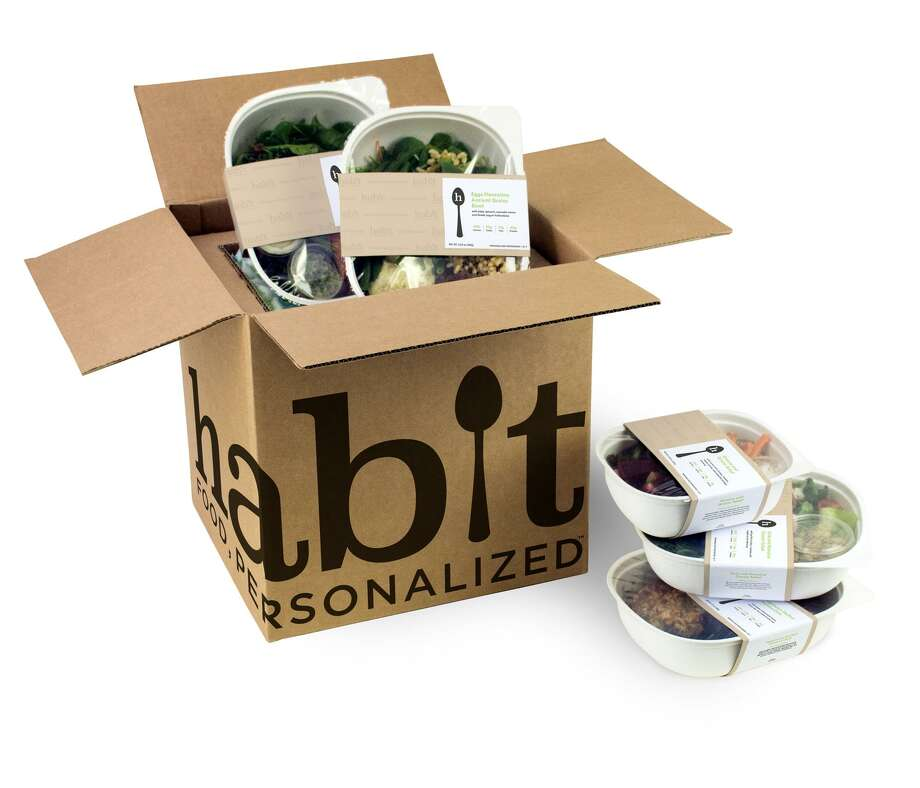 Habit offers delivery of customized breakfast, lunch and dinners to Bay Area customers. Photo: Habit