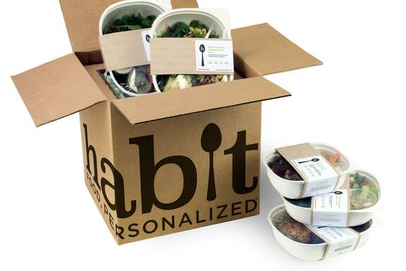 Habit offers delivery of customized breakfast, lunch and dinners to Bay Area customers.