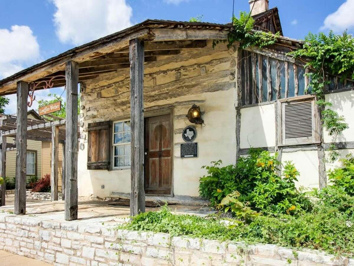 Rustic Cabin Average price per night: $218 Sleeps: 2