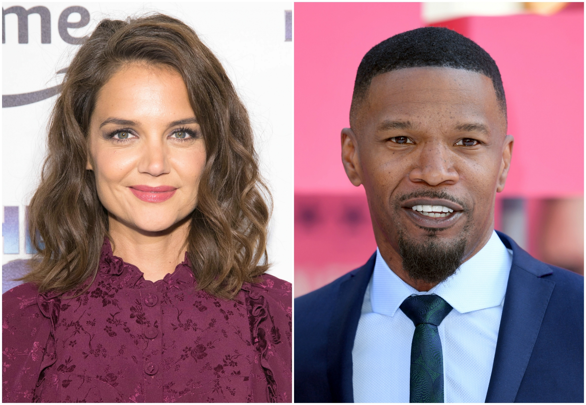 Jamie Foxx and Katie Holmes have been dating for years and no one ...