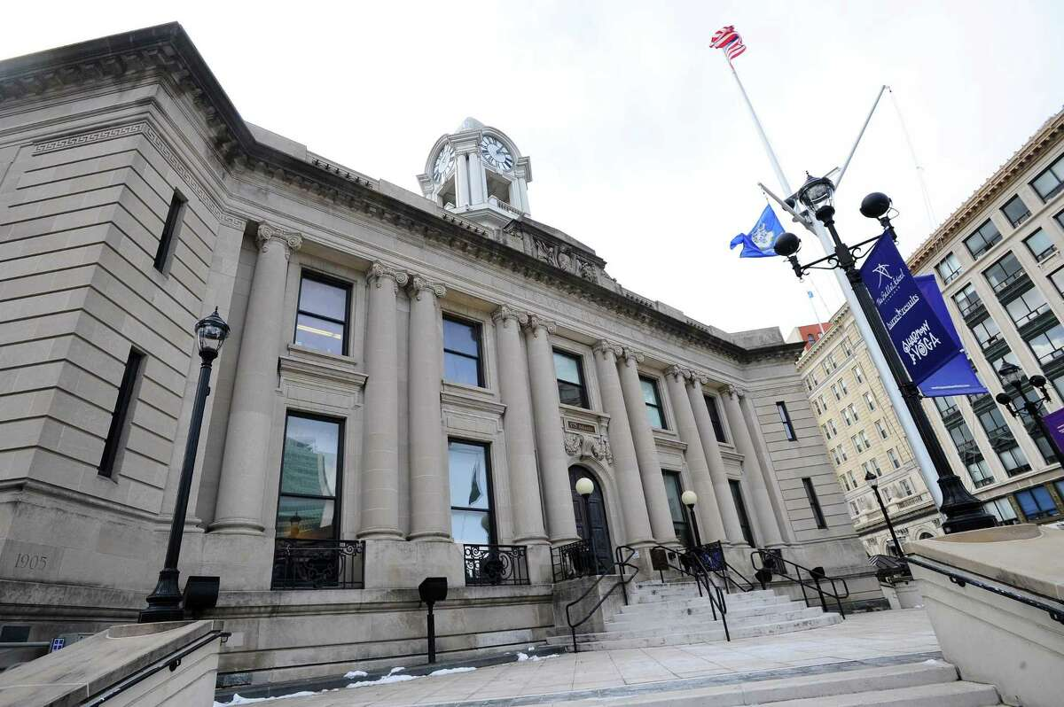 The Stamford Adult Education Center will move this month into Old Town Hall after a lease agreement was approved Tuesday.