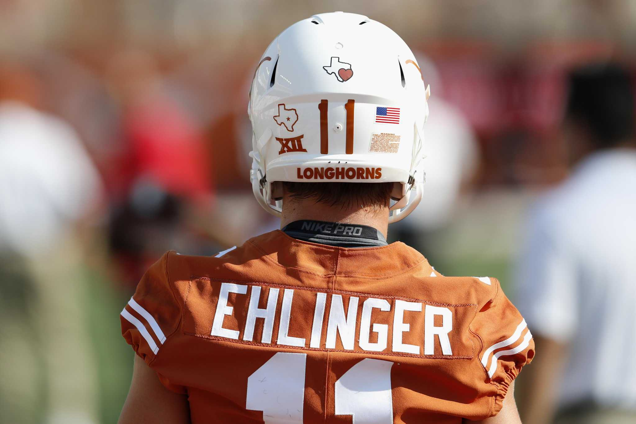 official photos b1905 ebe9f With Buechele ruled out, freshman Sam Ehlinger will start ...