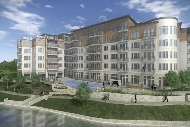 Residents have begun moving into units at Jones & Rio, located across from the San Antonio Museum of Art and along the River Walk. The complex is expected to be completed in late November or early December 2017.