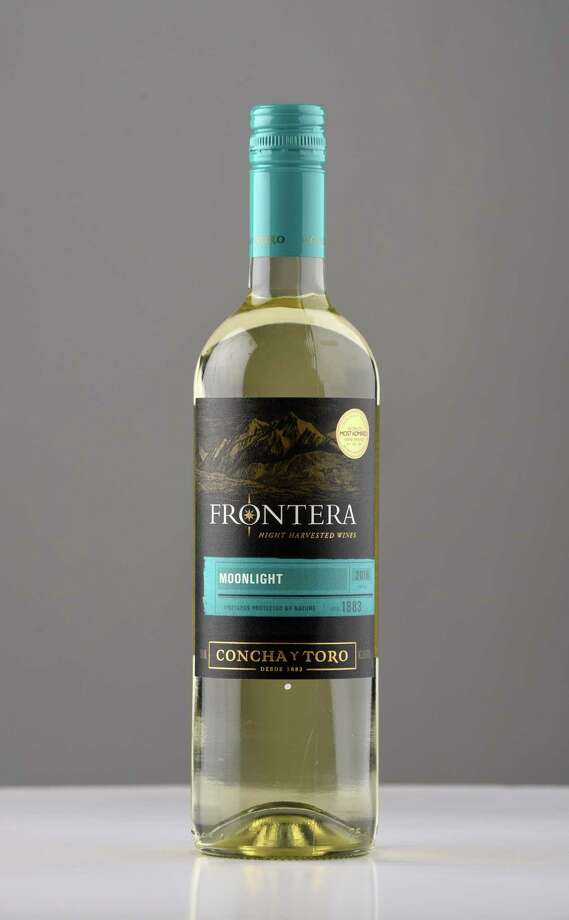 Frontera Moonlight white blend on Wednesday, March 8, 2017, at the Times Union in Colonie, N.Y. (Will Waldron/Times Union) Photo: Will Waldron