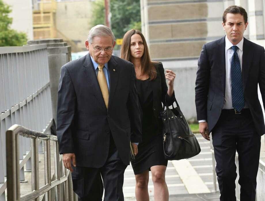New Jersey Senator Robert Menendez's Corruption Trial Set To Get Underway