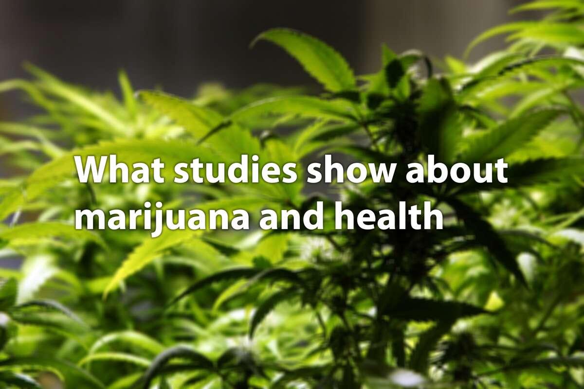 Marijuana and health
