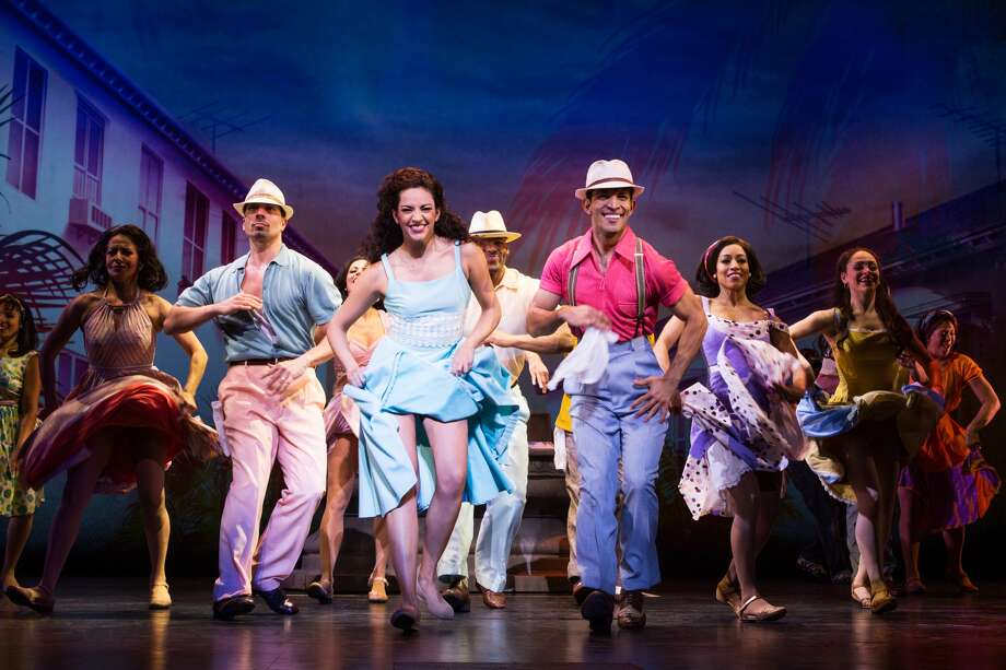 "A scene from ""On Your Feet!"" which is coming the Fox Theatre Nov. 7 to 19. Photo: For The Edge"