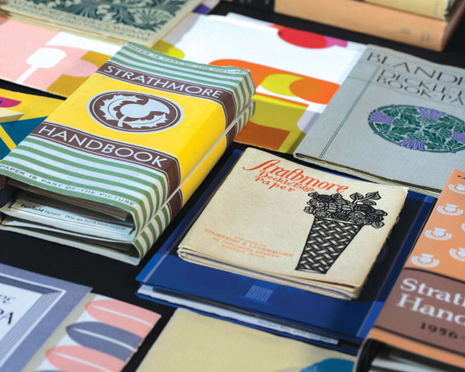 Paper Is Part of the Picture: Strathmore Paper and the Evolution of American Graphic Design