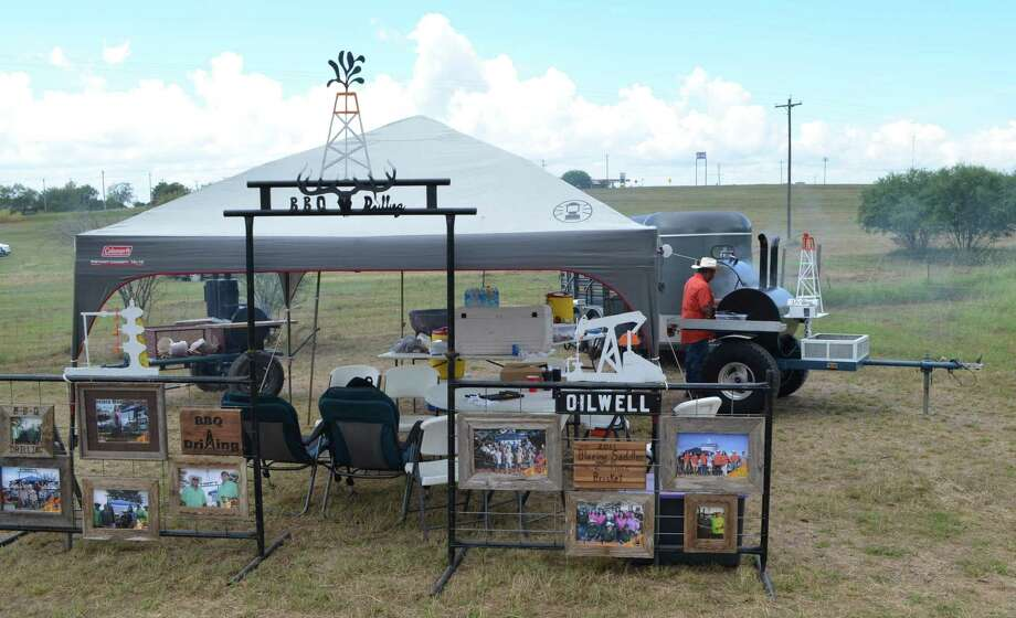 Cooking teams from all across the Karnes County area will be demonstrating their culinary creativity as part of the 25th annual Karnes City Rotary Club Lonesome Dove Fest this weekend. Photo: Ralph Winingham /For The Express-News