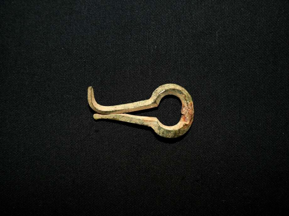 Mouth harp, part of the Schuyler Flatts Collection of the State Museum. Photo: New York State Museum