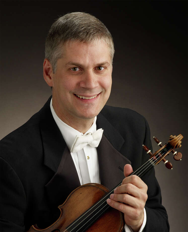 """Stephen Rose performs as the featured musician in """"Symphonie Fantastique,"""" the opening show for the 55th season of the symphony. Photo: Courtesy Photo"""